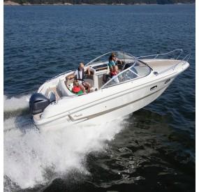 Motorowodny sternik morski