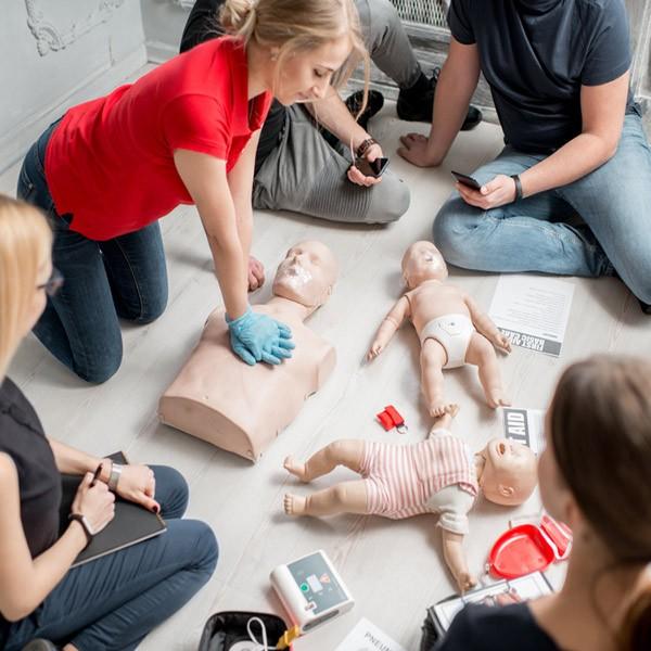 Kursy Pierwszej Pomocy BLS/AED